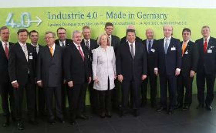 Gemeinsame Plattform Industrie 4.0 startet