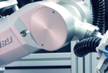 Roboterbaureihe für die Kunststoff verarbeitende Industrie