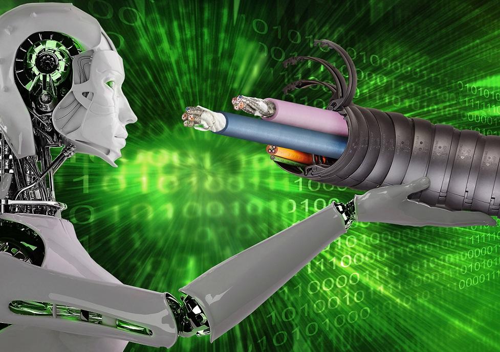 Intelligente Roboterleitung sagt Ihnen die Zukunft voraus